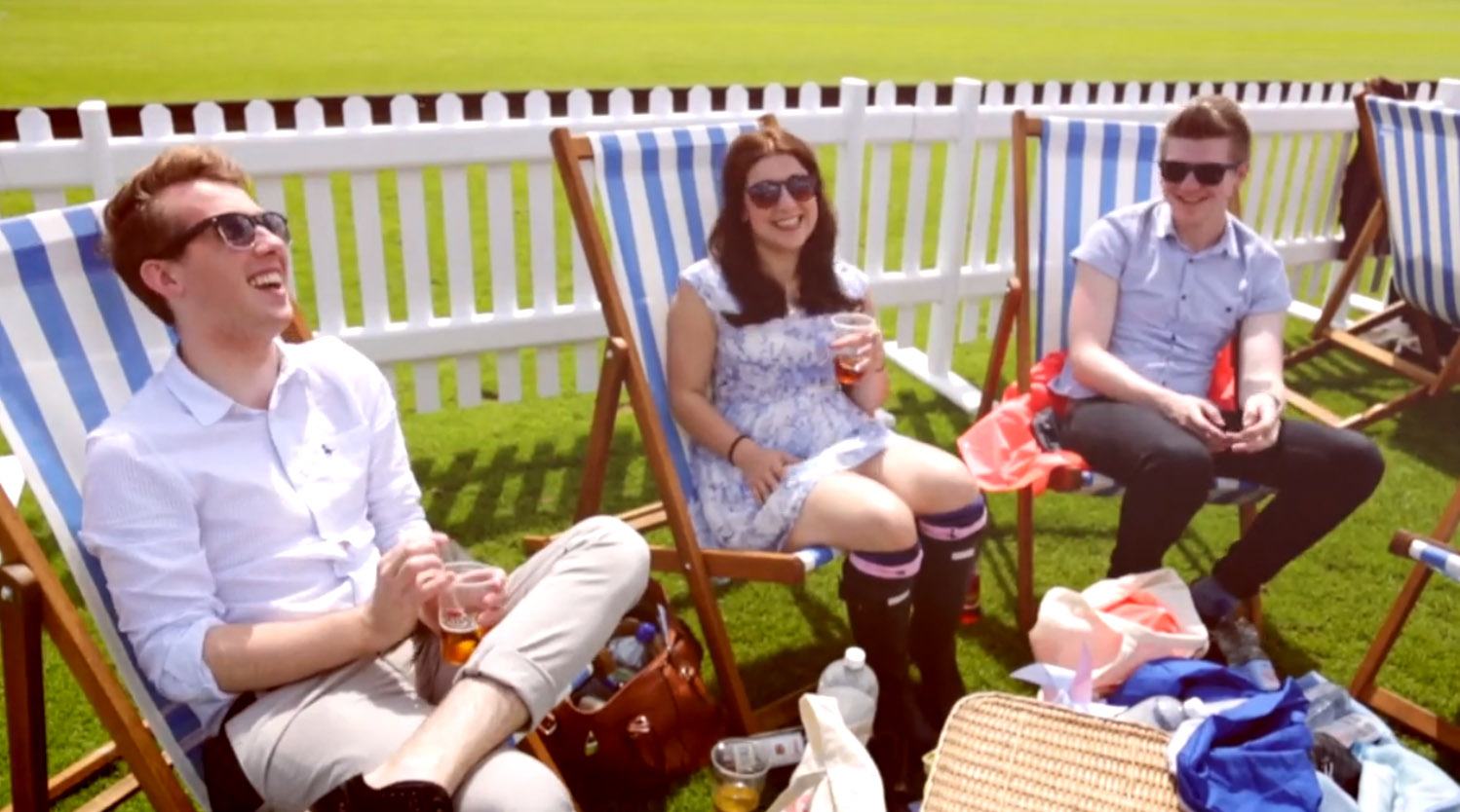 Anywhere deck chairs for jack wills