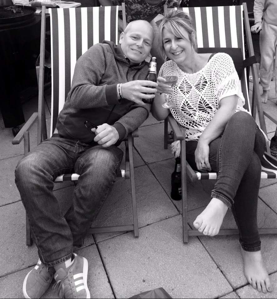 Tracy and Pete Anywhere Deck Chairs