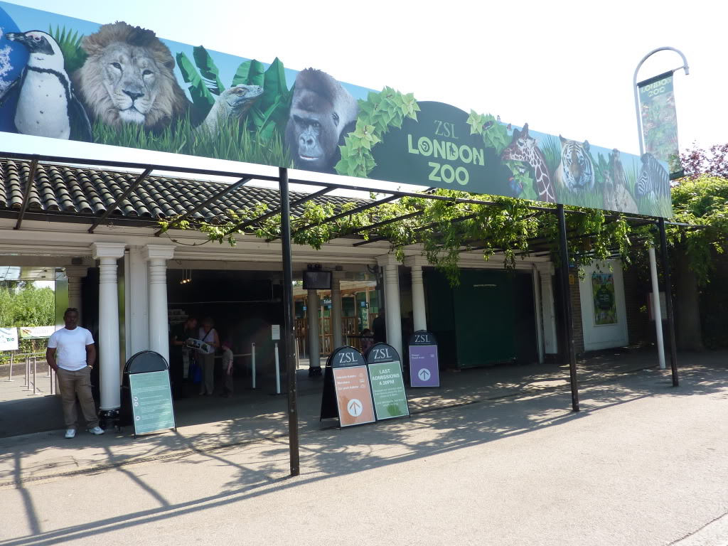London Zoo event hire