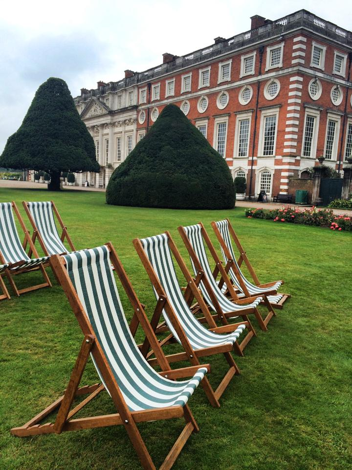 The Art of Relaxation - the Deck Chair